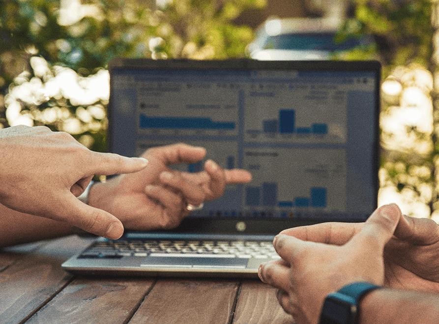 Blacksalt bookkeeping reporting